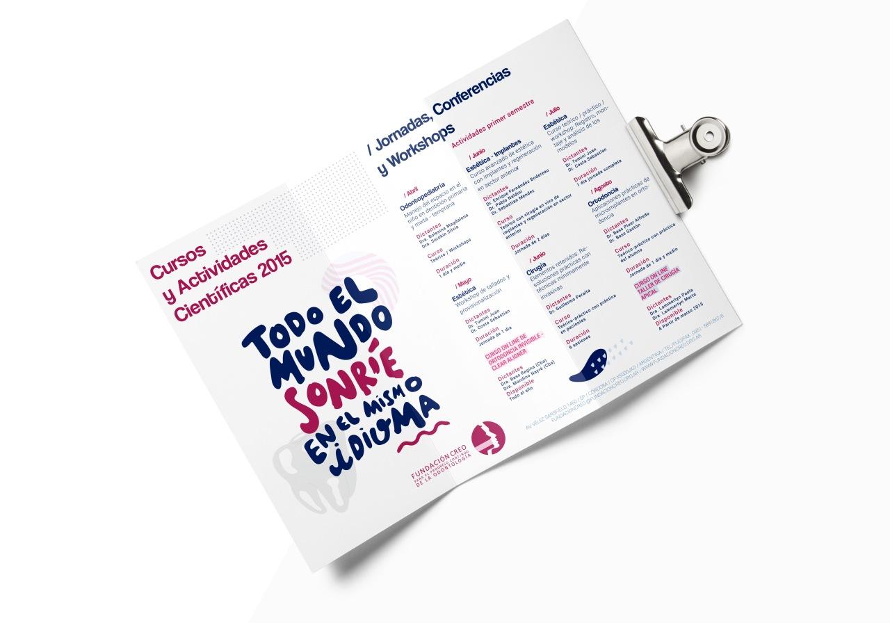MockUp brochure