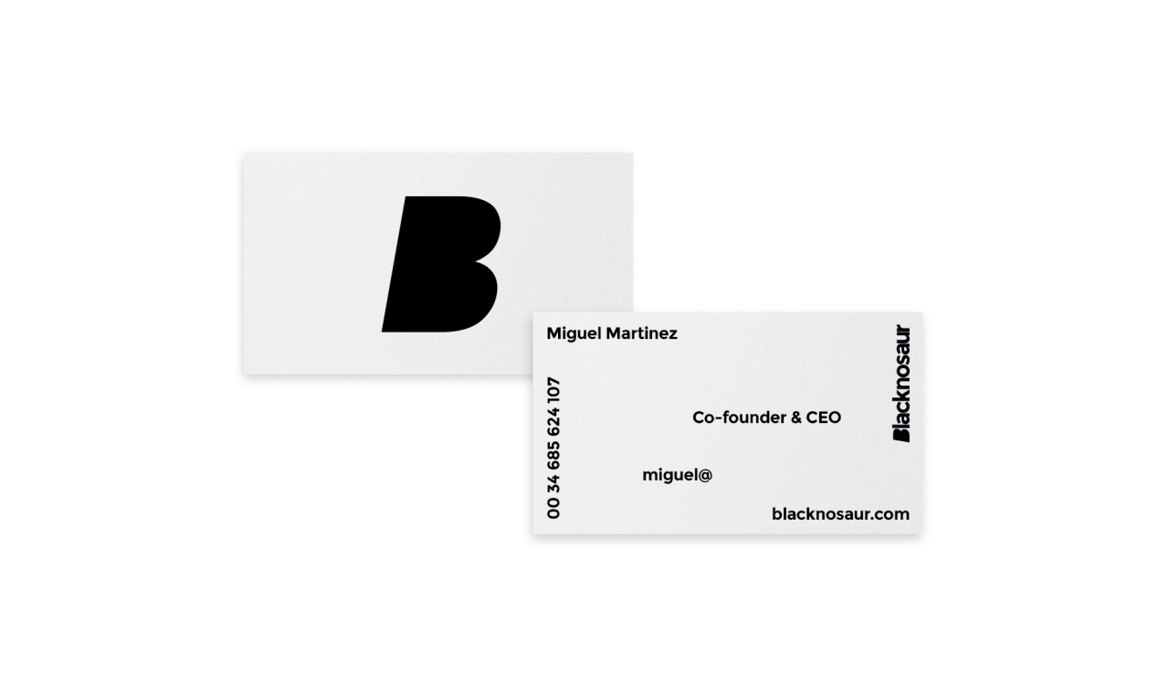 Mockup Business cards 1