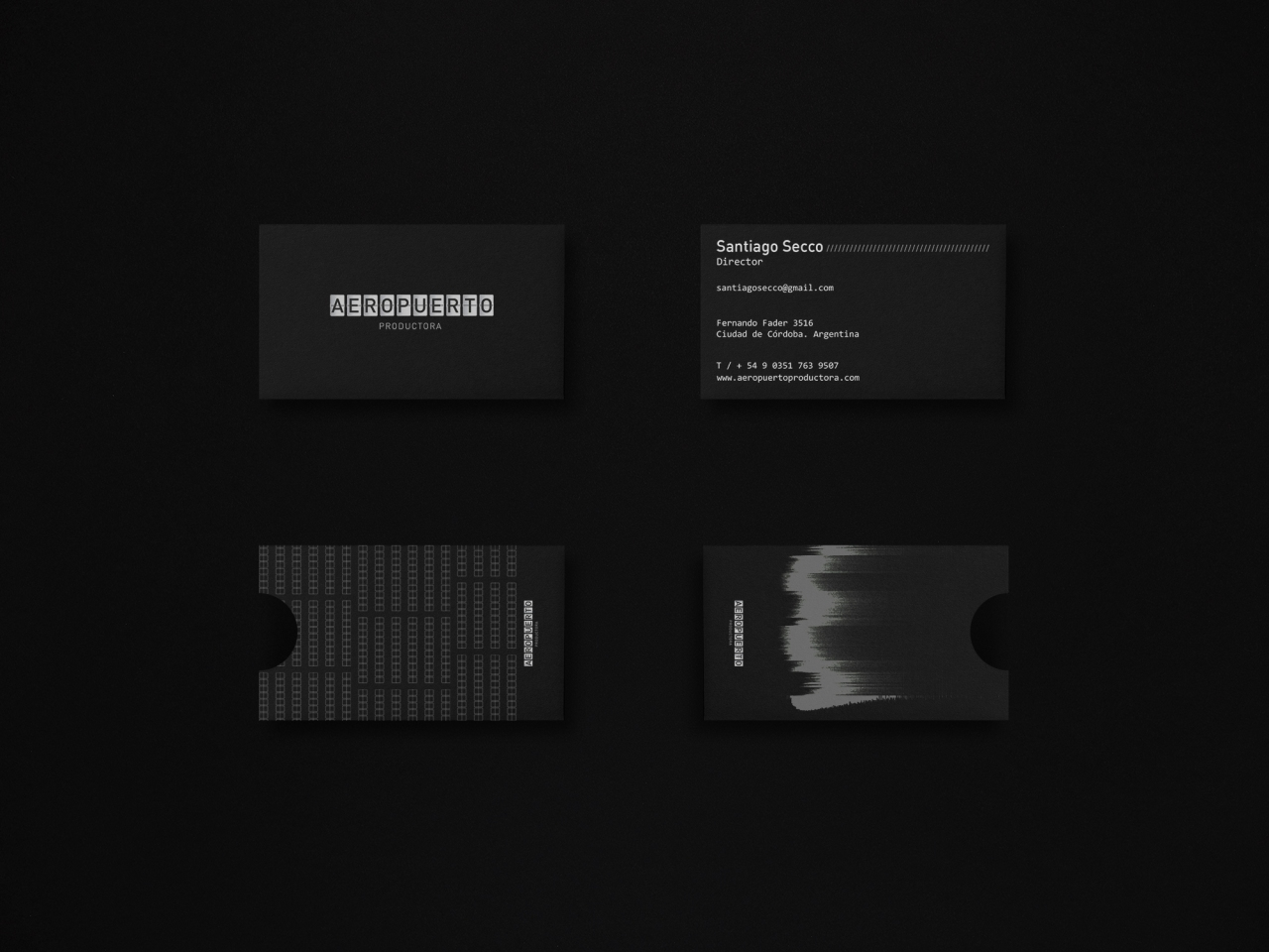 Mockup Business Cards