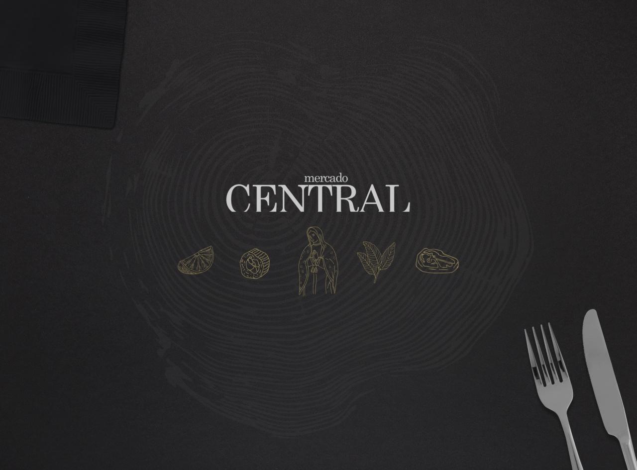 mockup mercado central
