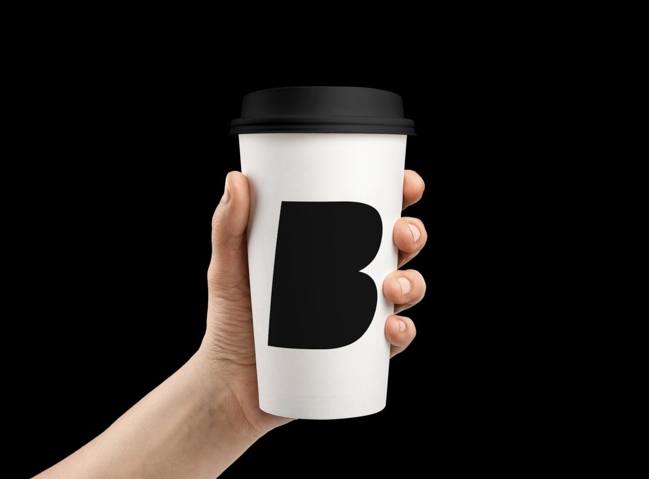 Mockup Paper Cup