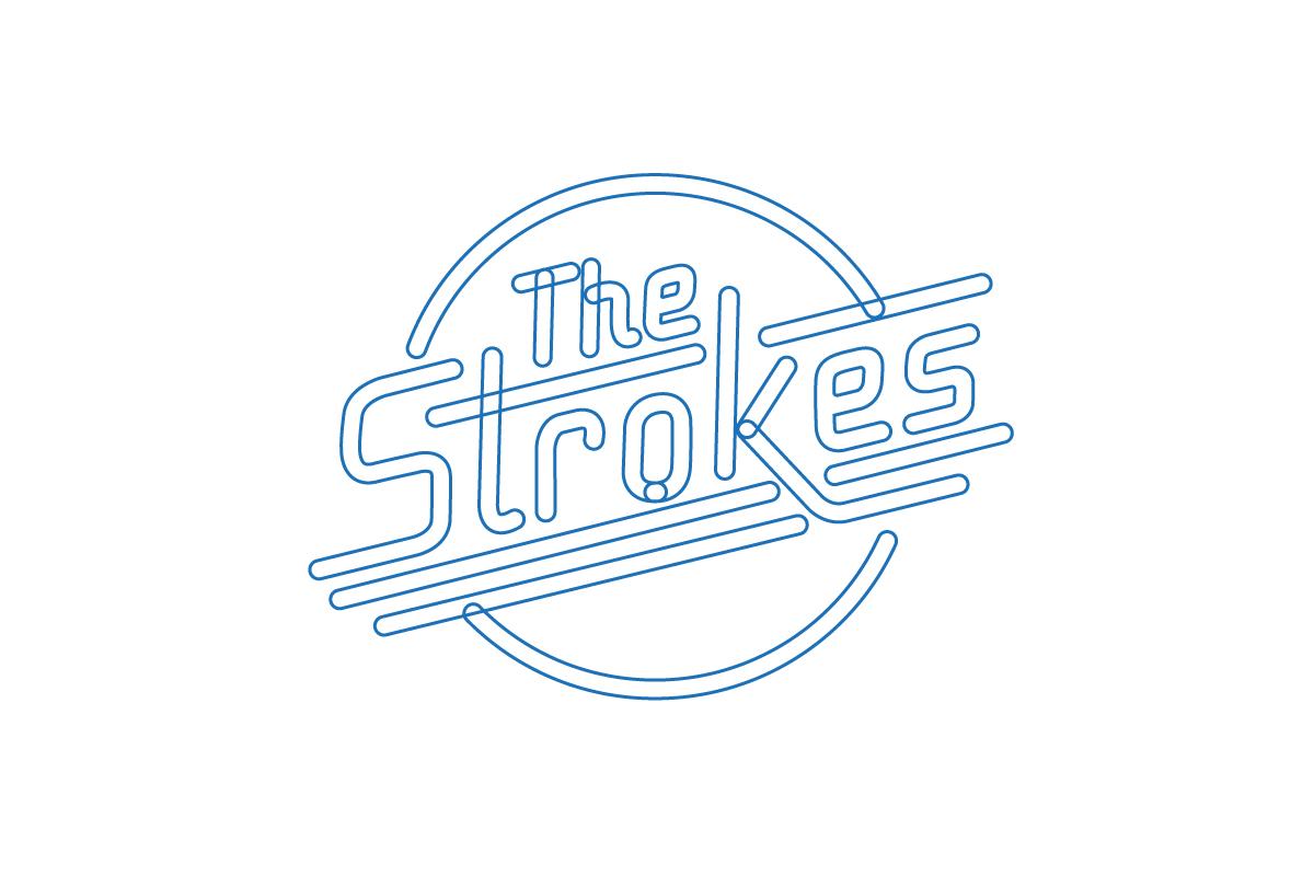 the-strokeslines